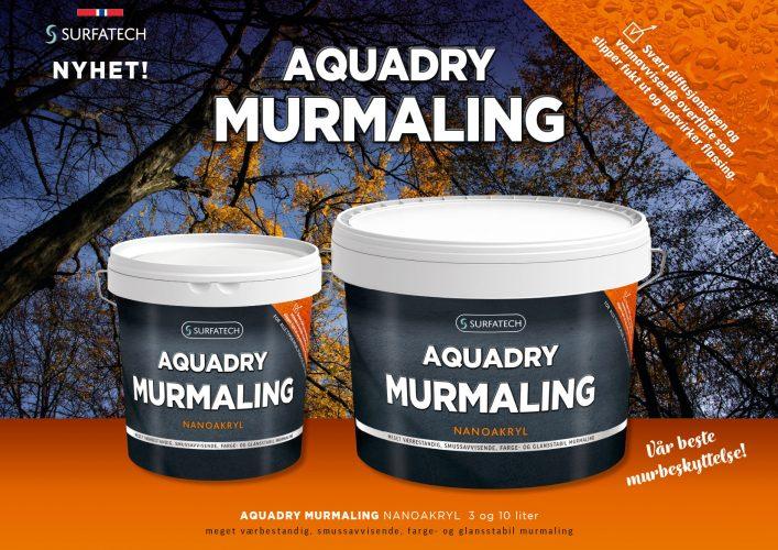 AquaDry Murmaling 3 &10L